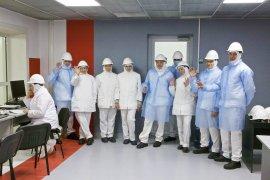 Роботы предпочитают полы BASF