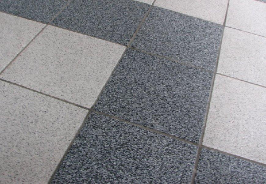 Укладка керамической плитки керамогранита и натурального камня