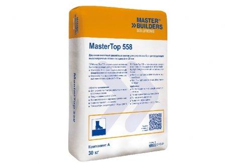 MasterTop 558