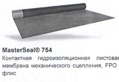 MasterSeal 754