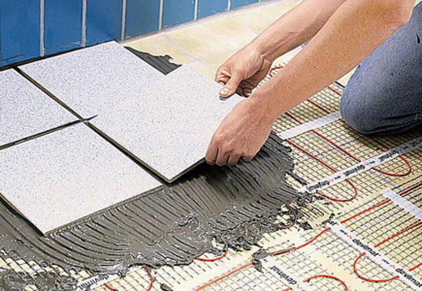 Плиточные клеи для керамогранита и керамической плитки