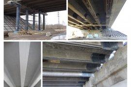 Решения BASF для ремонта мостов