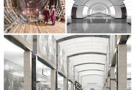 Новые станции московского метро построены с применением российских инновационных материалов BASF