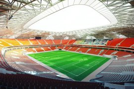 Решения BASF обеспечивают новый уровень надёжности спортивных сооружений